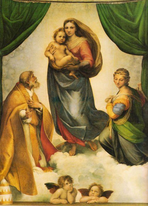 Raphael-Sistine-Madonna2
